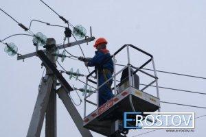 Около 9 тысяч жителей Ростовской области остаются без света
